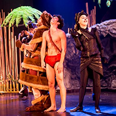 Obra de teatro familiar en Móstoles: El libro de la selva. Aventura de Mowgli