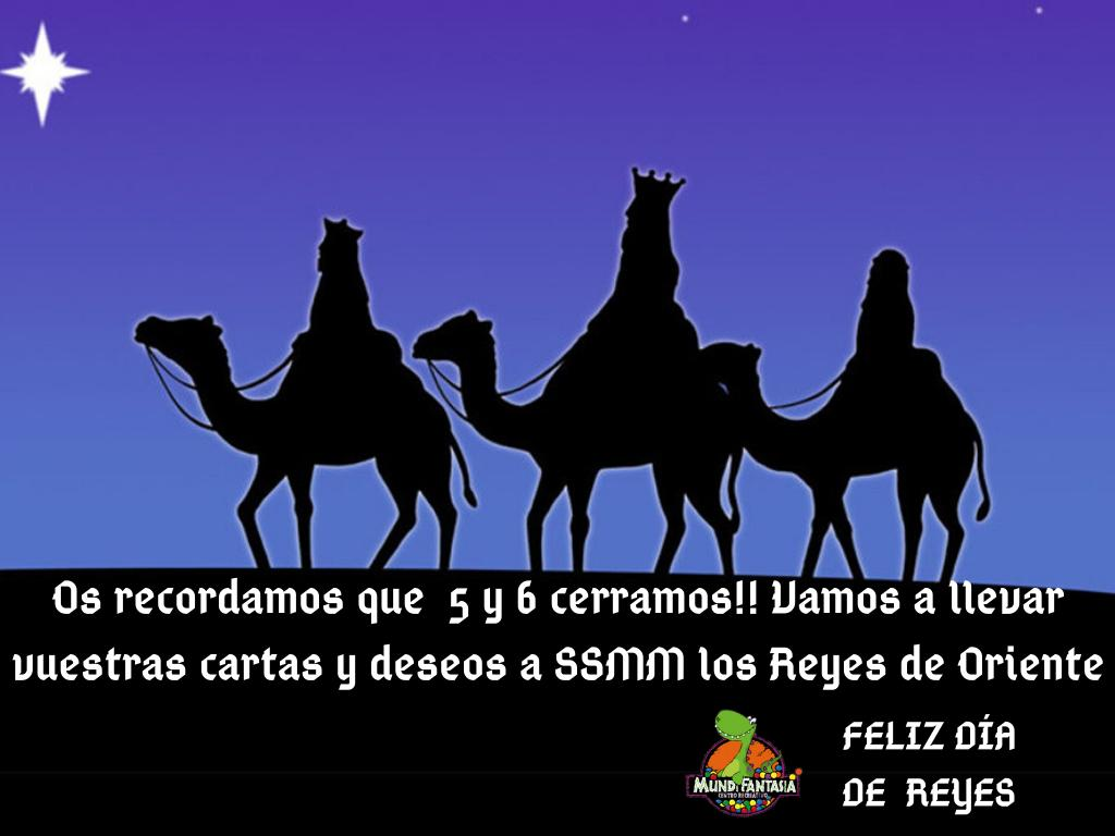 Mundifantasia días de cierre en Reyes