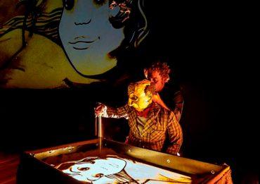 Sueños de arena: espectáctulo de marionetas en Móstoles
