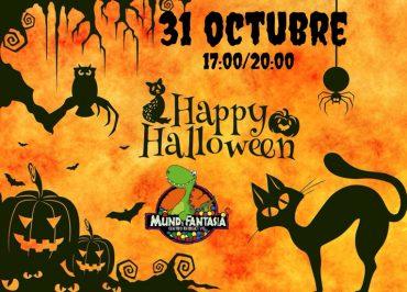 Gran Fiesta de Halloween para niños en Móstoles