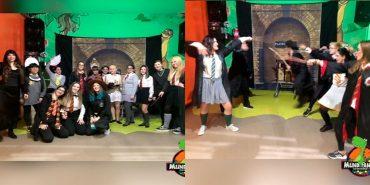 Una fiesta de Harry Potter mágica y llena de sorpresas en Mundifantasía